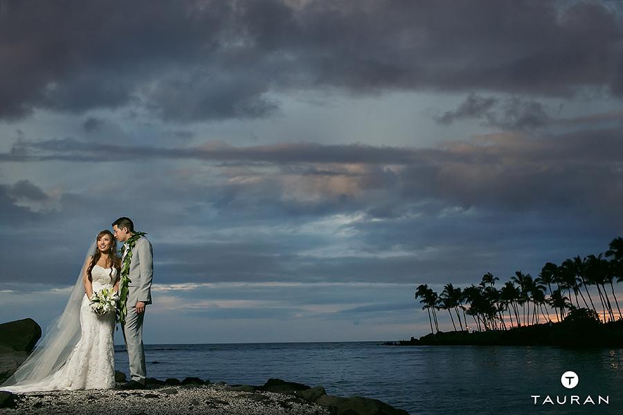 Tauran-Photogoraphy-Hilton-Waikaloa-Village-Hawaii-Wedding-Big-Island-Tropical (24)