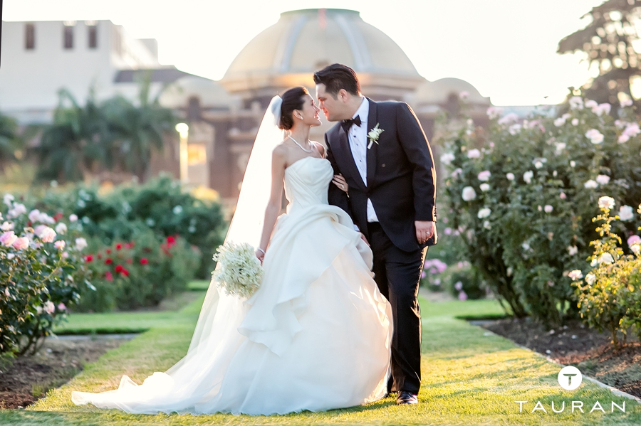 Emily & John | Natural History Museum of Los Angeles Wedding ...