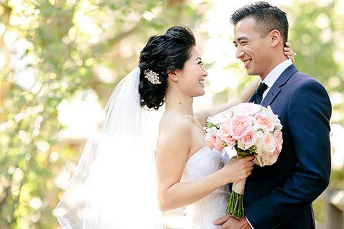 Villa Montalvo Wedding Los Gatos